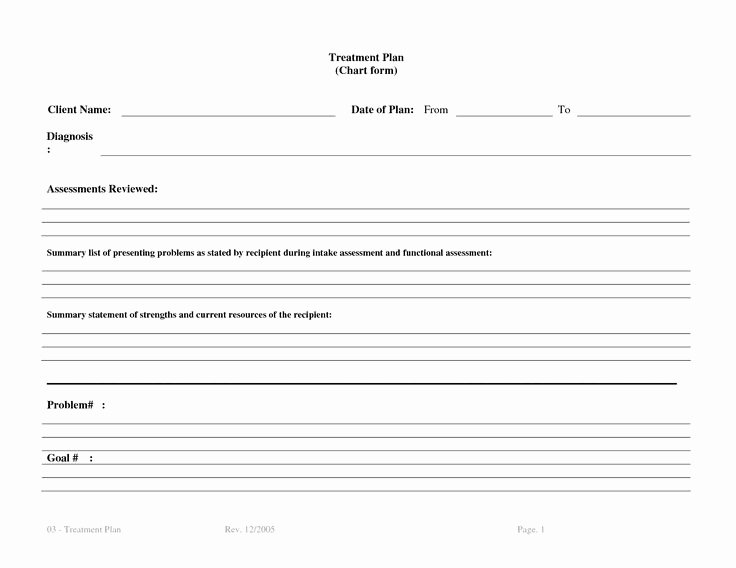 Counseling Treatment Plan Template Pdf Unique Treatment Plan Template Bm4ucntx therapy
