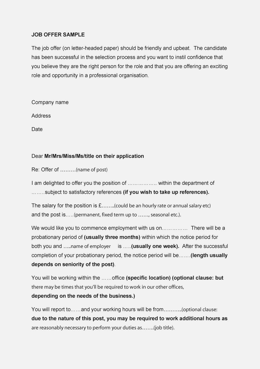 Counter Offer Letter Template Fresh 12 13 Counter Offer Letter Sample with Salary
