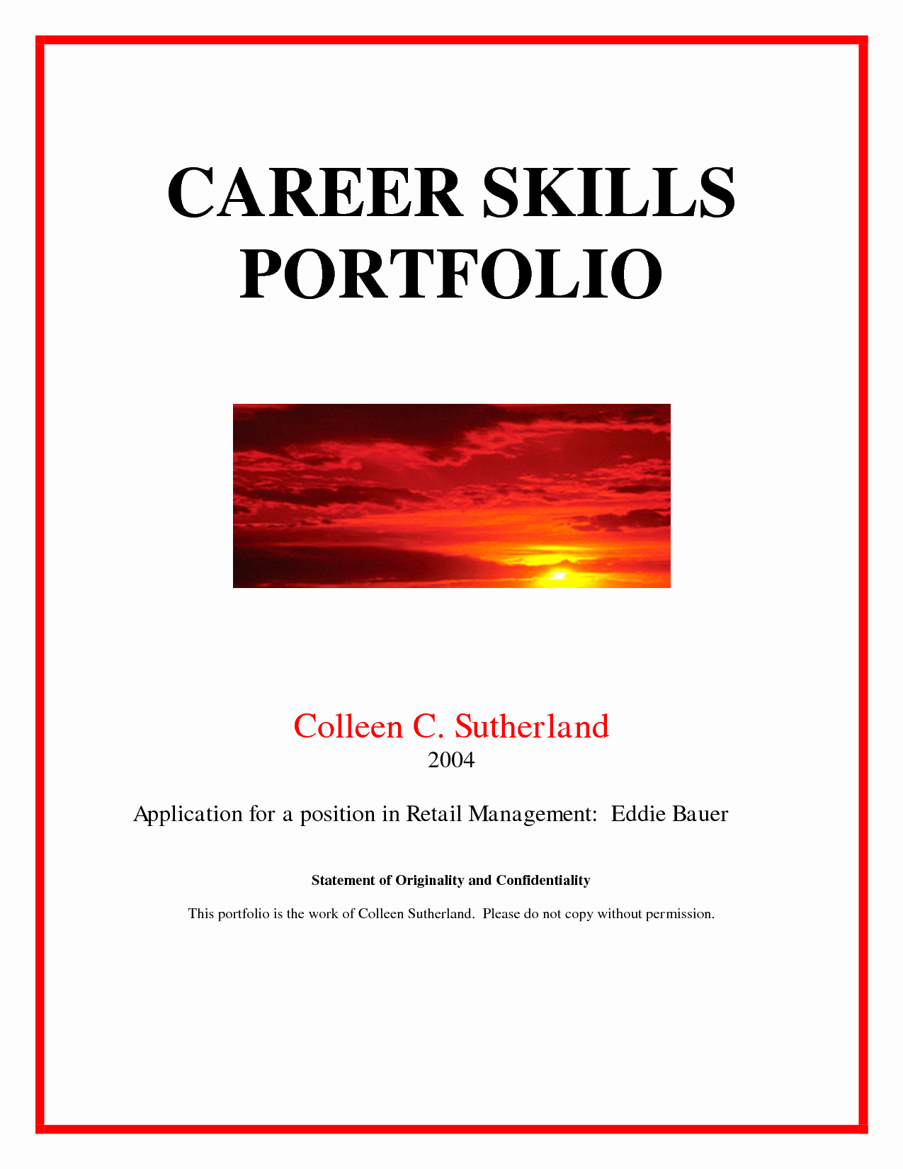 Cover Page for Portfolio Template Elegant Best S Of Portfolio Cover Page Examples Career