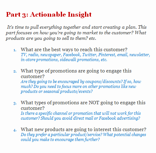 Customer Profile Template Word Fresh 5 Examples Of Ideal Customer Profile Aeroleads