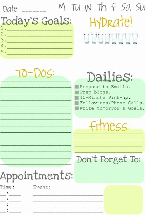 Cute to Do List Template Unique Making to Do Lists Fun Clean and Scentsible