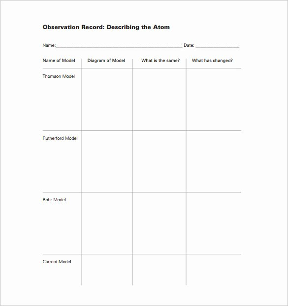 Daily Lesson Plan Template Pdf Best Of Weekly Lesson Plan Template Pdf