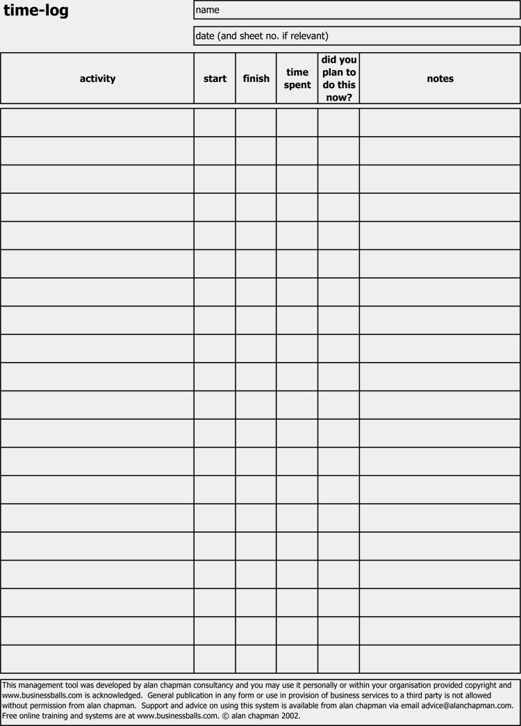 Daily Log Sheet Template Free Luxury Time Log Sheets & Templates for Excel Word Doc