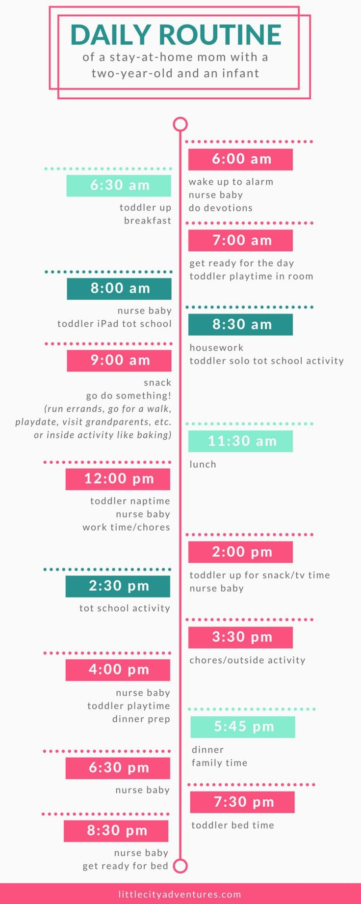 Daily Schedule Template for Kids Unique the 25 Best Daily Schedule Template Ideas On Pinterest