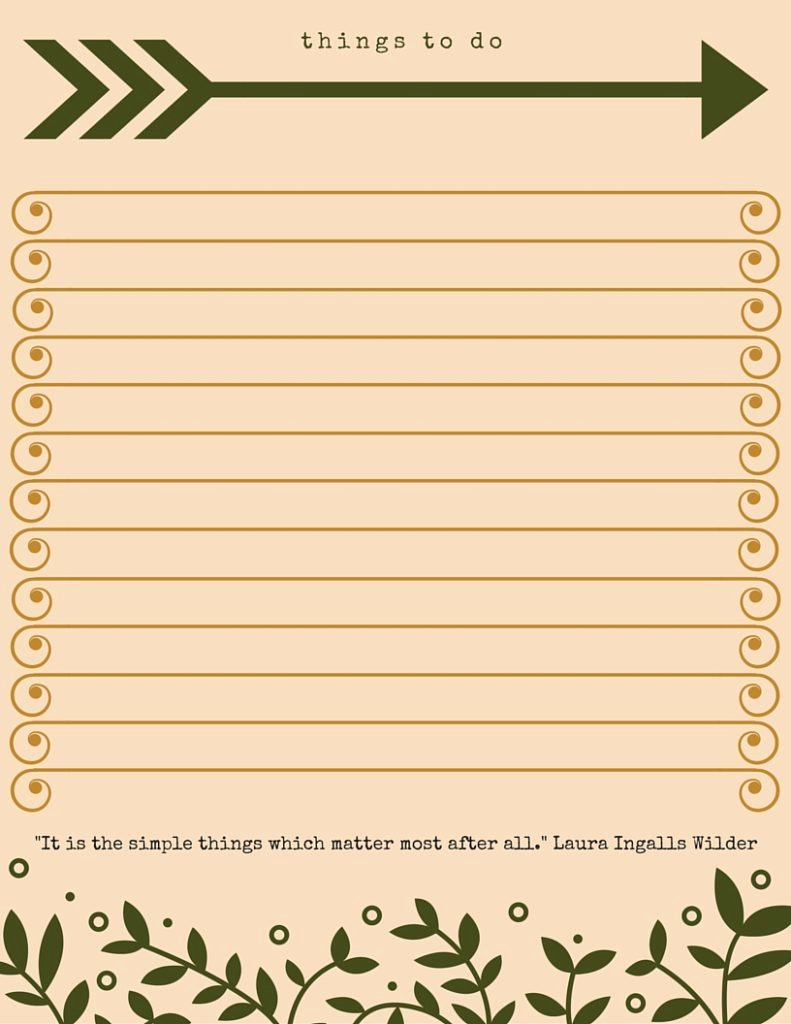 Daily to Do List Template New 40 Printable to Do List Templates