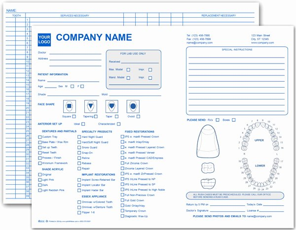 Dental Office forms Templates Unique Medical Fice forms