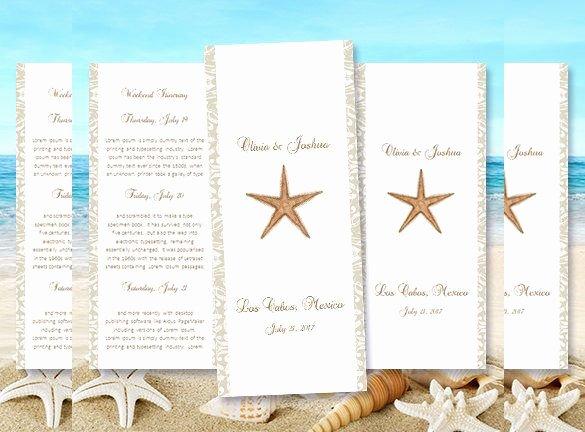 Destination Wedding Itinerary Template Fresh Wedding Itinerary Template 11 Free Word Pdf Documents