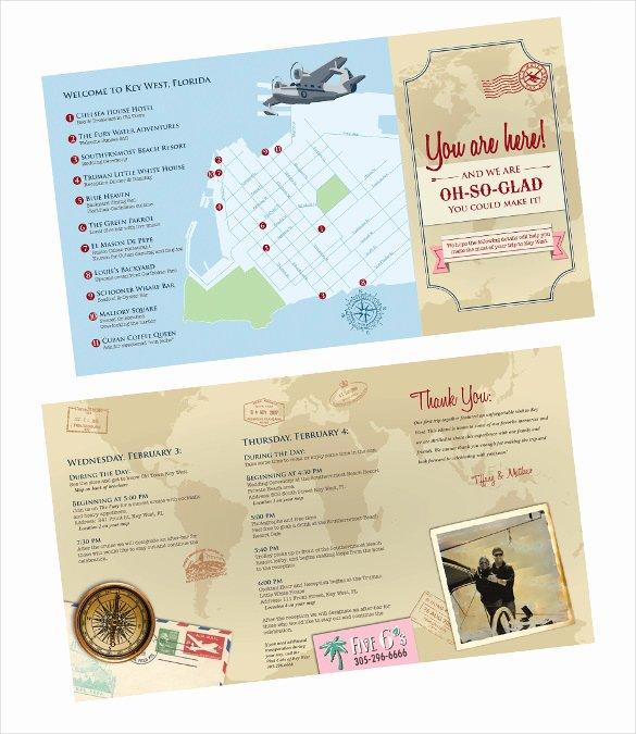 Destination Wedding Itinerary Template New 44 Wedding Itinerary Templates Doc Pdf Psd