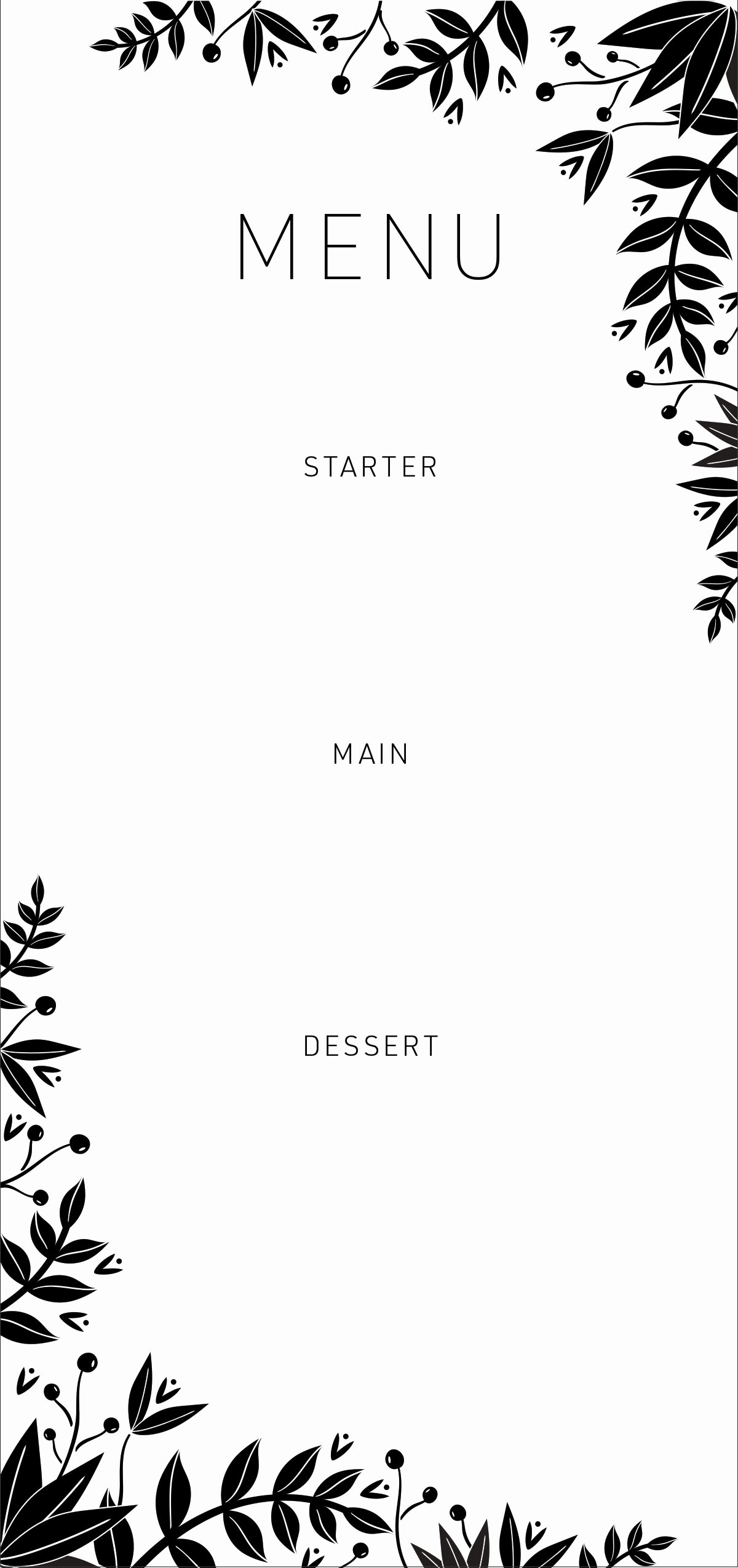Dinner Party Menu Templates New 20 Dinner Party Ideas Free Customizable Menus