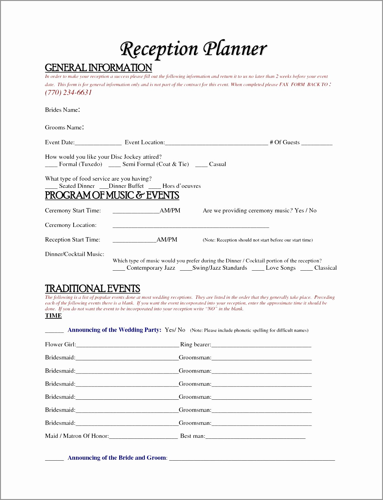 Dj Contract Template Microsoft Word Lovely 5 Wedding Dj Playlist Template Utowo