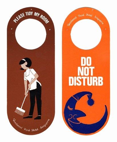 Do Not Disturb Sign Templates Inspirational 25 Best Ideas About Hotel Door On Pinterest
