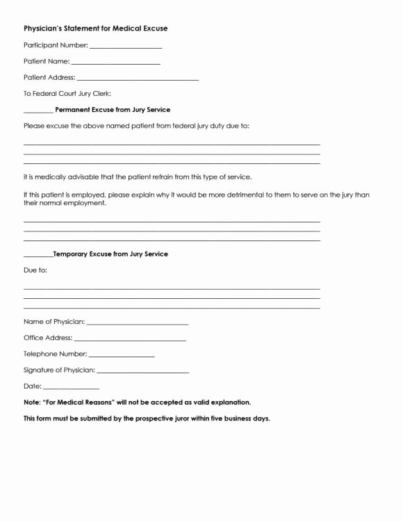 Doctors Note Template Pdf New 40 Fake Doctors Note Template Download [pdf Doc]