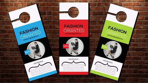 Door Hanger Template Psd Luxury 25 Unique Door Hanger Template Ideas On Pinterest