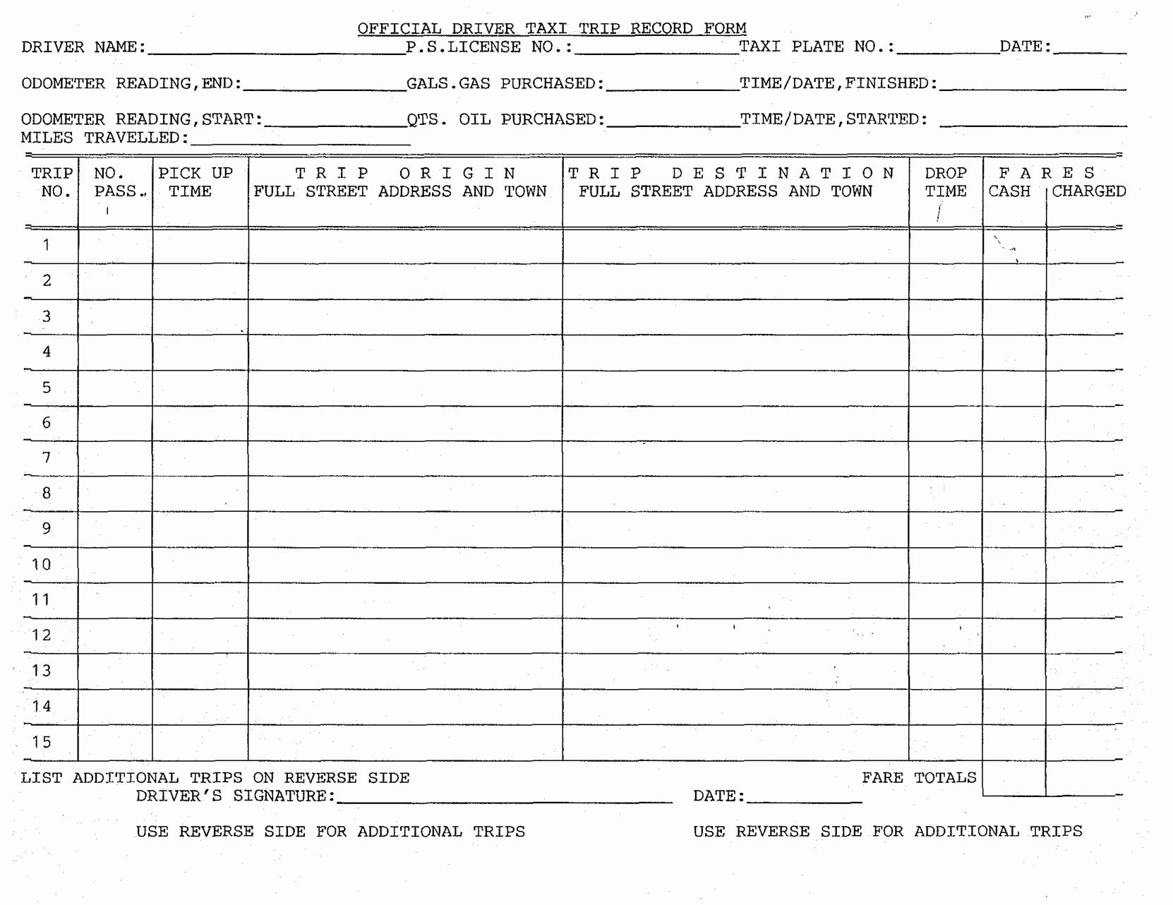 Driver Log Sheet Template Fresh Best S Of Drivers Log Sheet Driver Log Sheet
