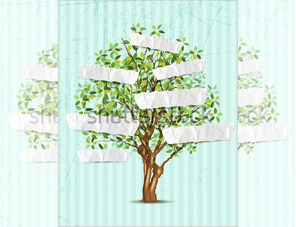 Editable Family Tree Templates Awesome 11 Popular Editable Family Tree Templates & Designs