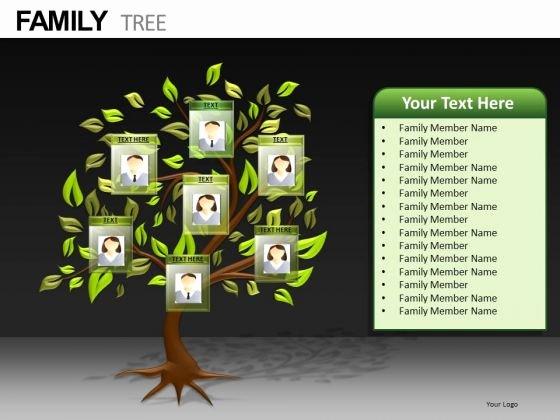 Editable Family Tree Templates Lovely Family Tree Template April 2015