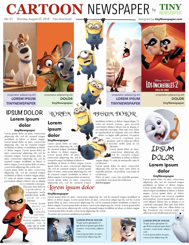 Editable Old Newspaper Template Fresh Newspaper Article format Blank Newspaper Template Old