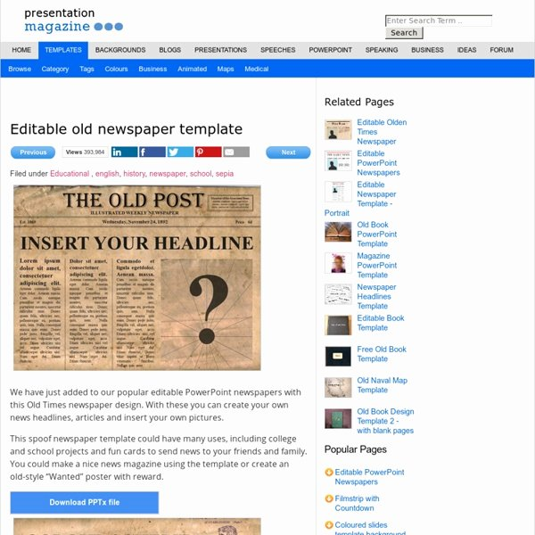 Editable Old Newspaper Template Lovely Editable Old Newspaper Template