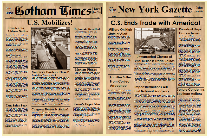 Editable Old Newspaper Template Unique Old Newspaper Template