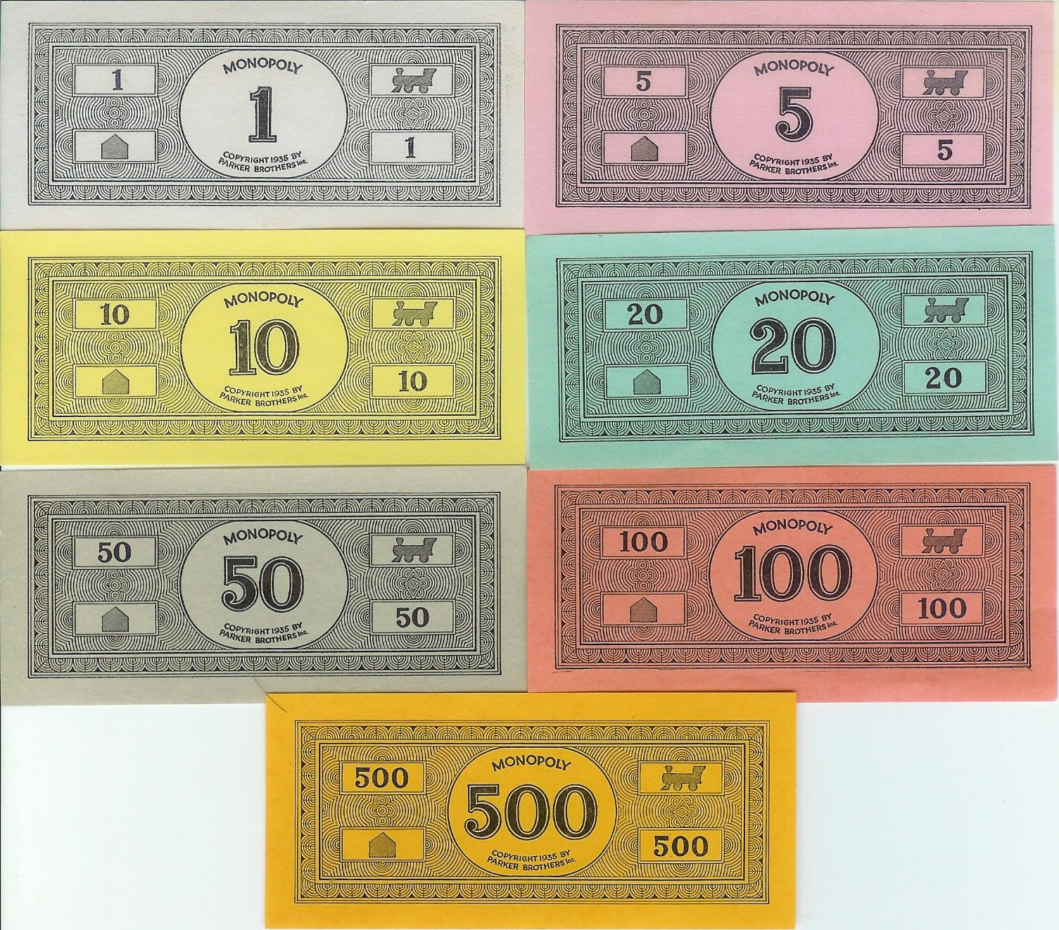 Editable Play Money Template Elegant Best S Of Monopoly Play Money Template Printable