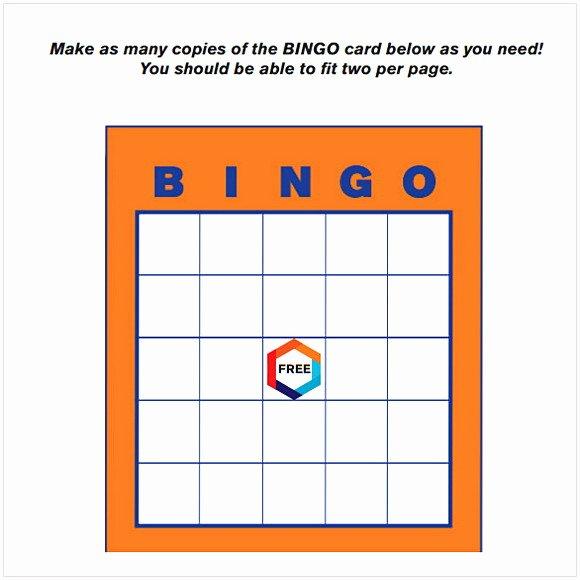 Editable Play Money Template Unique Bingo Template Word