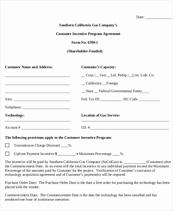 Employee Bonus Plan Template New 9 Incentive Agreement Templates Free Sample Example
