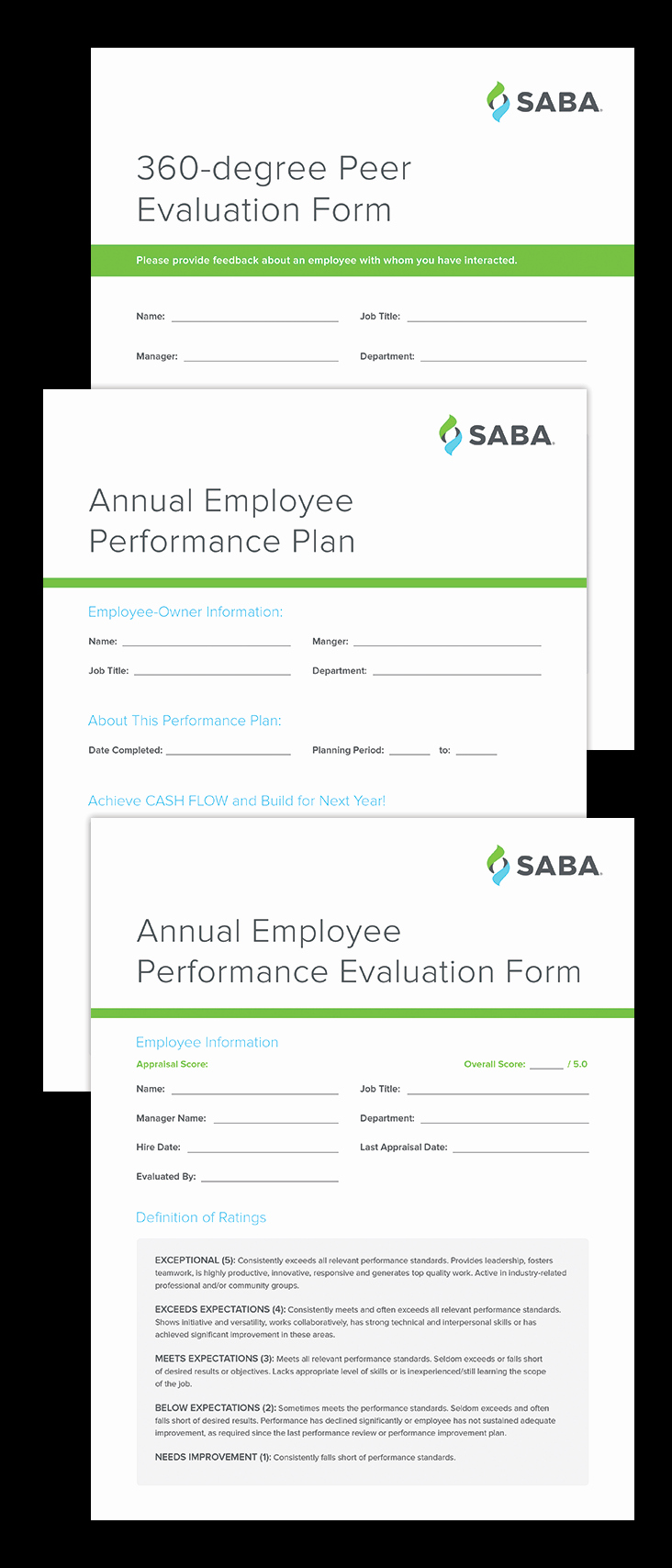 Employee Evaluation forms Templates Best Of Employee Evaluation forms and Performance Appraisal form