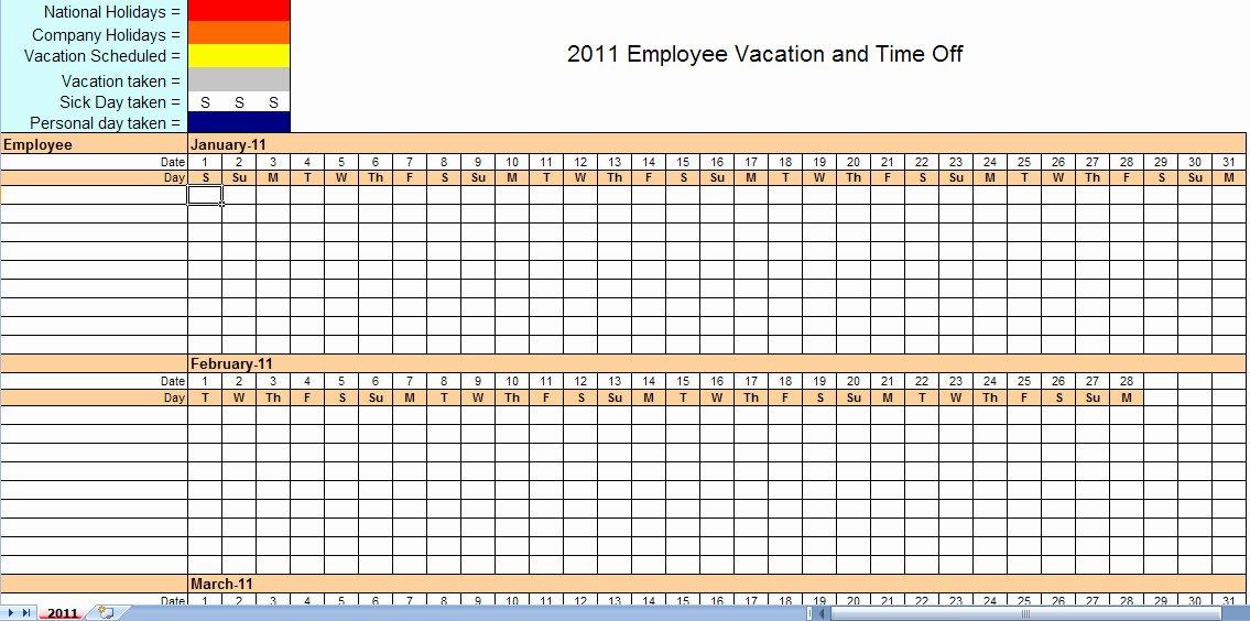 Employee Monthly Schedule Template Best Of Download Free Staff Work Schedule Template Excel Trufreeware