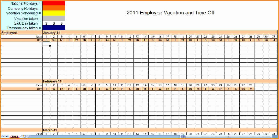 Employee Monthly Schedule Template Best Of Monthly Employee Schedule Template Excel