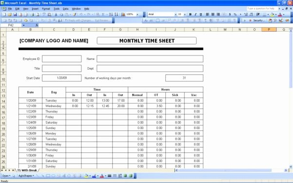 Employee Time Study Template Lovely Time Spreadsheet Template Timeline Spreadsheet Spreadsheet