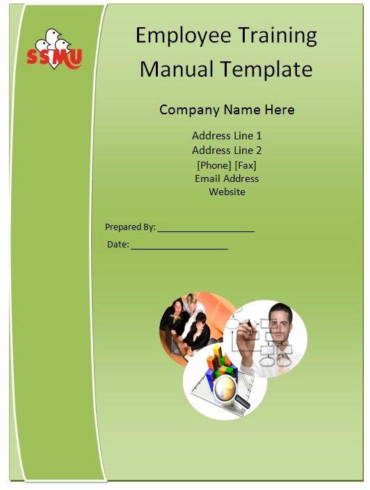 Employee Training Manual Template New Employee Training Manual Template Guide Help Steps