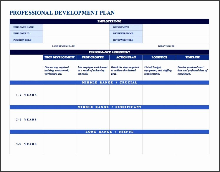 Employee Training Plan Template Word Elegant 11 Staff Training Plan Editable Sampletemplatess