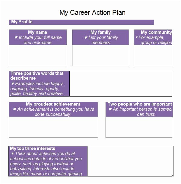 Employment Action Plan Template Lovely Free 15 Action Plan Templates In Google Docs