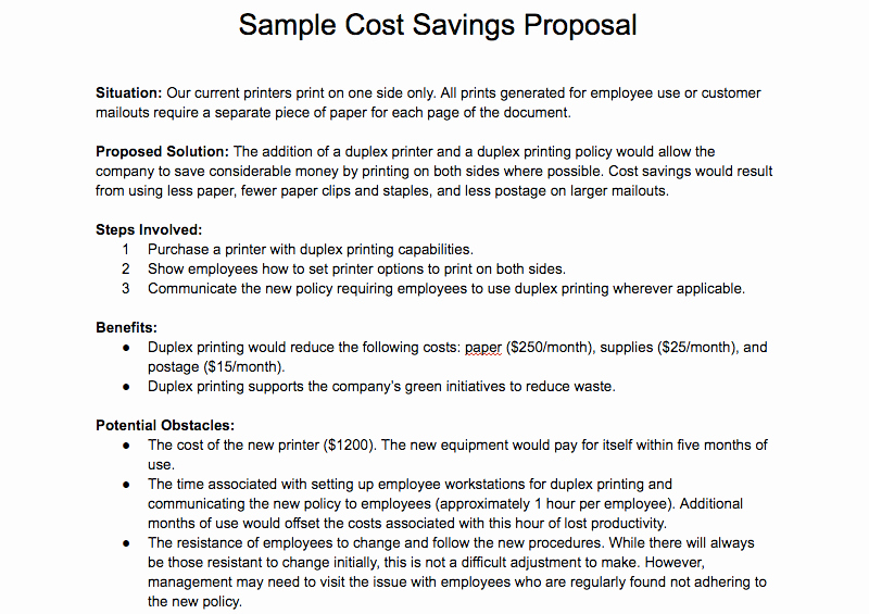 Equipment Purchase Proposal Template Elegant How to Write A Proposal and Get What You Want Free