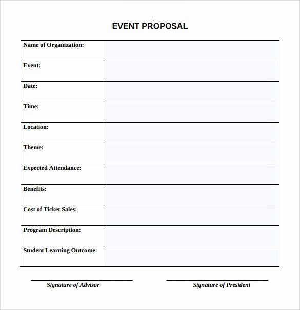 Event Planning Template Pdf Best Of Sample event Proposal Template 15 Free Documents In Pdf