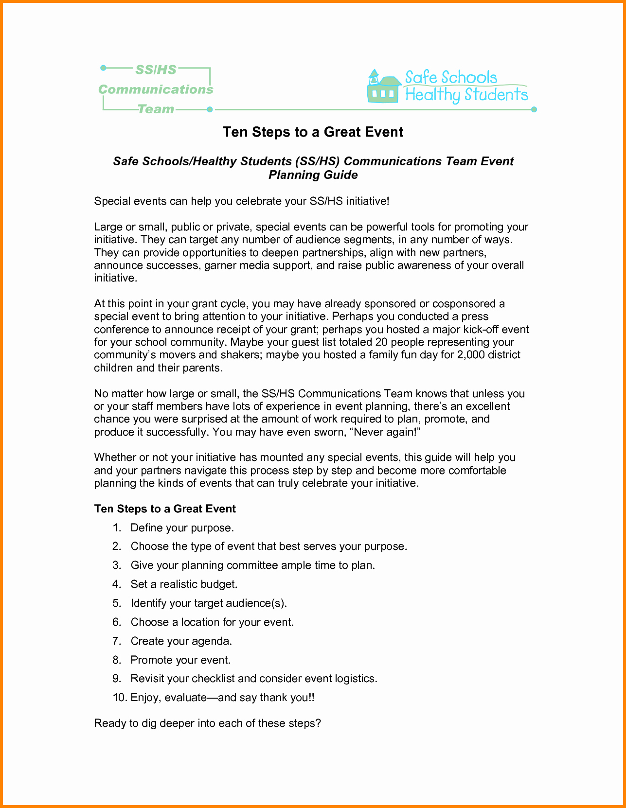 Event Planning Template Pdf New event Planning Business Plan Sample