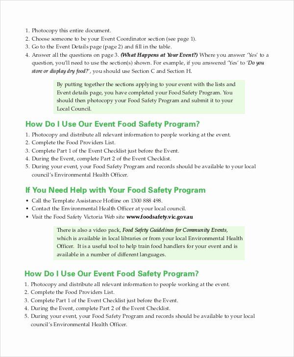 Event Program Template Word Best Of Sample event Program 6 Documents In Pdf