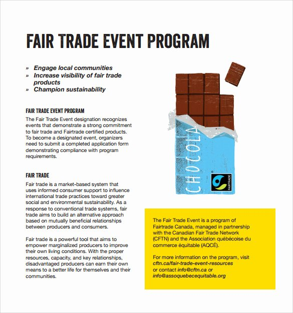 Event Program Template Word Lovely event Program Template