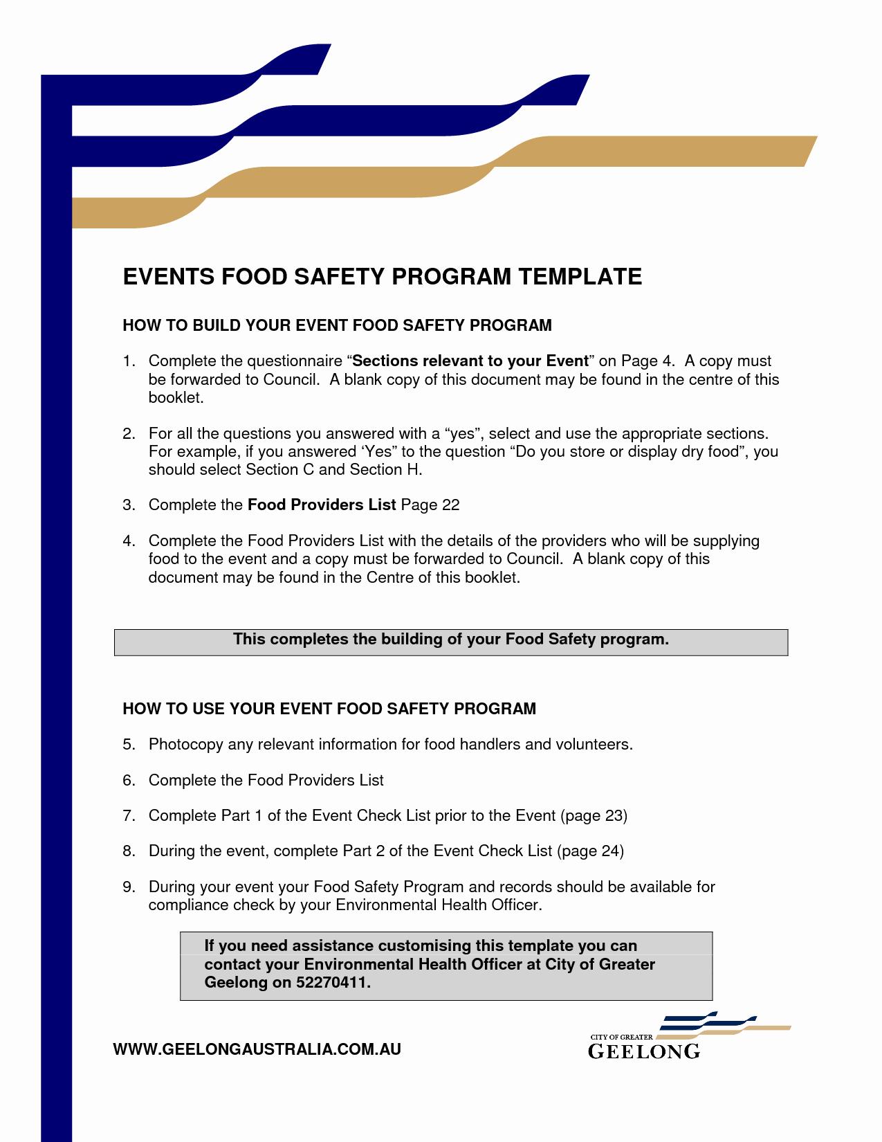 Event Program Template Word New event Program Template