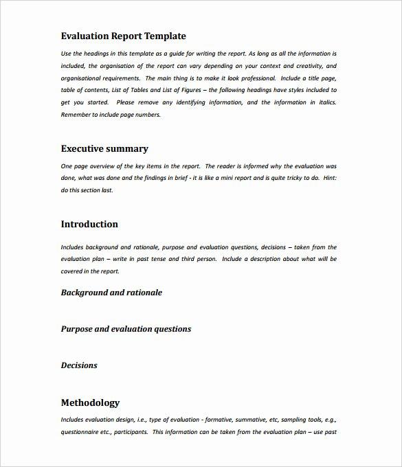 Executive Summary Template Pdf Beautiful 31 Executive Summary Templates Free Sample Example