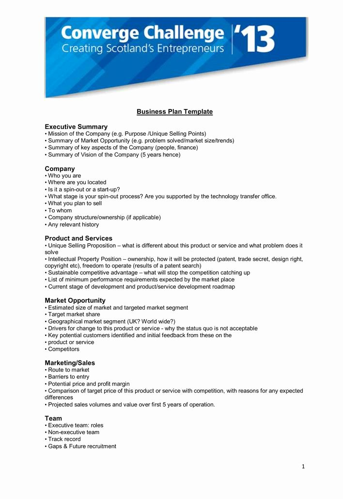Executive Summary Template Pdf Best Of Download Business Plan Executive Summary Pany Template