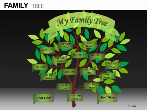 Family Tree Template Editable Inspirational Editable Family Tree Template