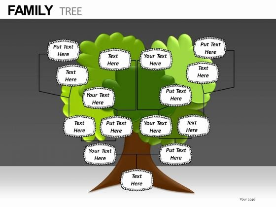 Family Tree Template Editable New Family Tree Template Februari 2015
