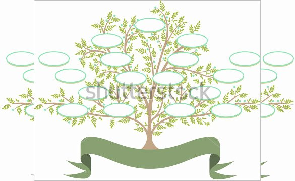 Family Tree Template Free Editable Luxury Free Editable Family Tree Template