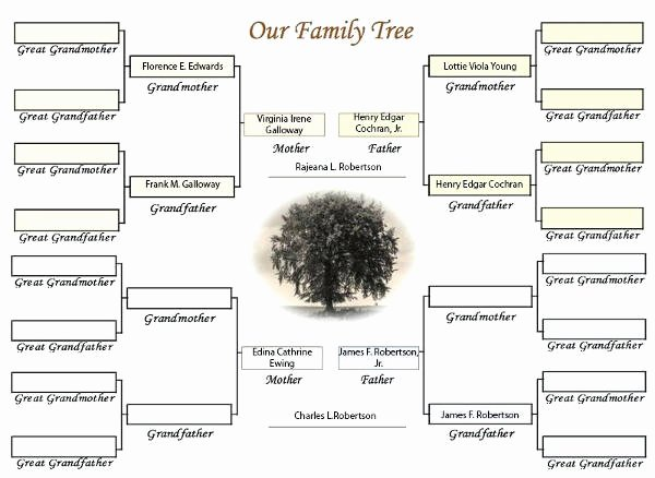 Family Tree Template with Siblings Best Of 9 Family Tree Template with Siblings Pdf Doc