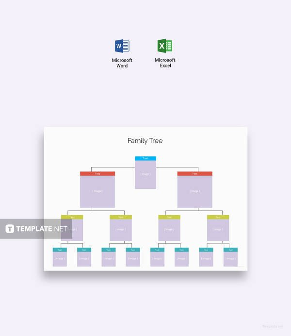 Family Tree Template with Siblings Elegant 9 Family Tree Template with Siblings Pdf Doc