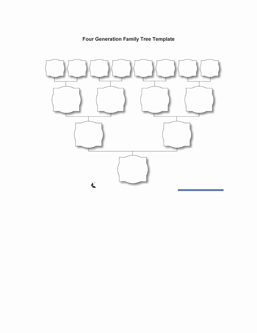 Family Tree with Pictures Template Beautiful 50 Free Family Tree Templates Word Excel Pdf