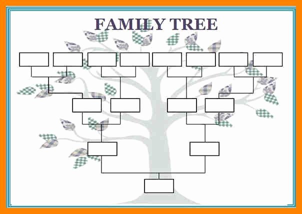 Family Tree with Pictures Template New Best 25 Family Tree Templates Ideas On Pinterest