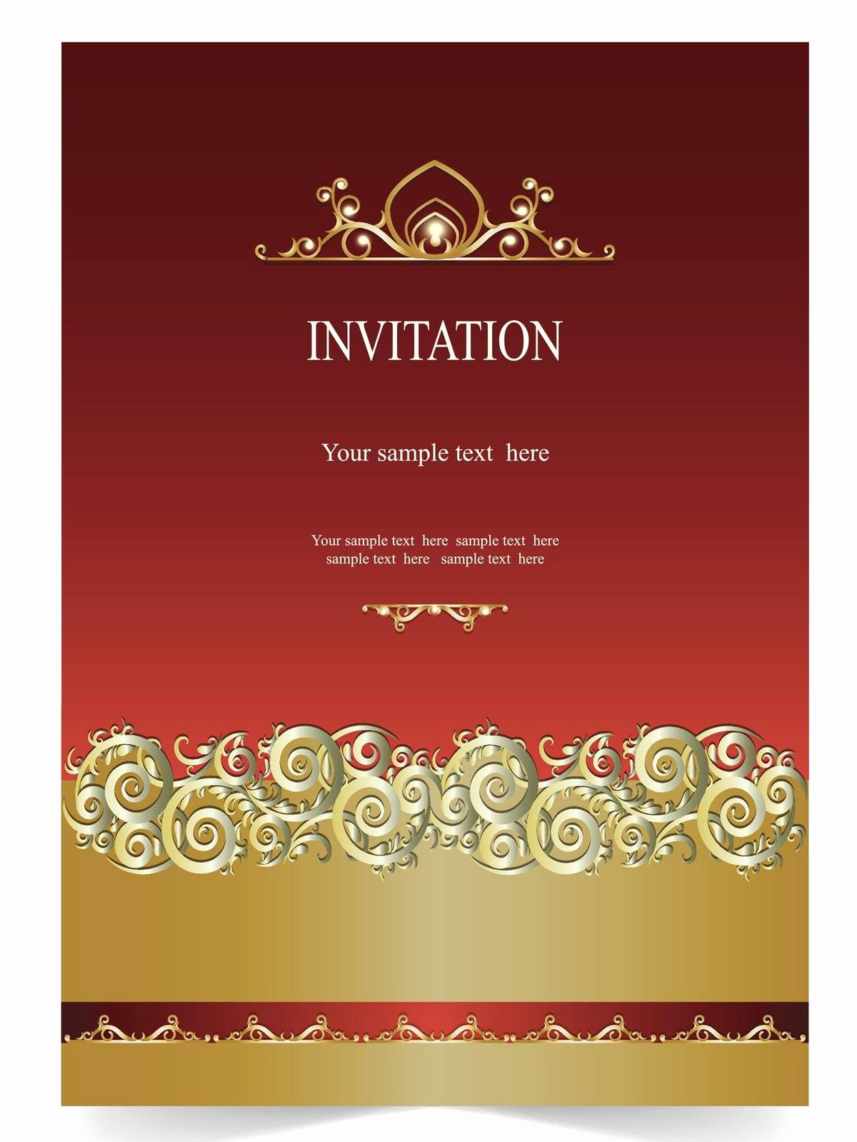 Farewell Invitation Template Free Inspirational Invitation Templates that are Perfect for Your Farewell Party