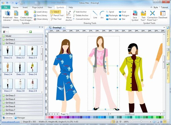 Fashion Show Programme Template Unique 6 Best Clothes Design software Free Download for Windows
